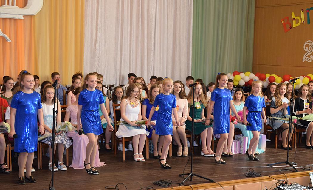 В детских школах искусств Бобруйска прозвенел последний звонок