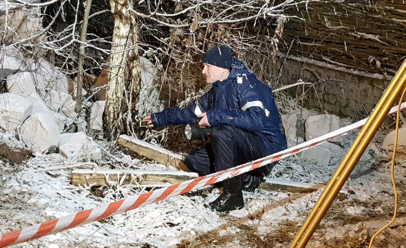 Дело о гибели двух детей после обрушения плиты недостроенного дома: расследование завершено