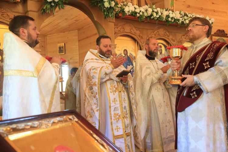 Престольный праздник Ильинского храма г. Бобруйска
