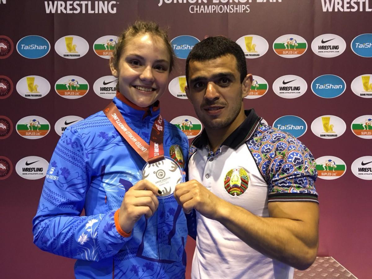 Бобруйчанка завоевала «серебро» первенства Европы