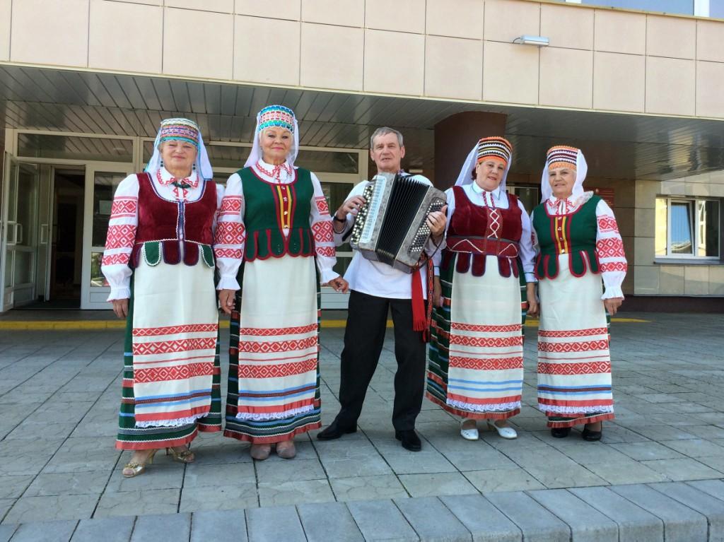 Фестиваль-конкурс «Играй, гармонь!»