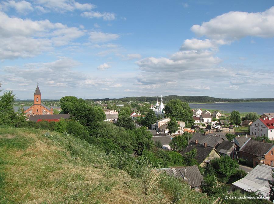 Под Бобруйском в середине XVII века существовал крупный город