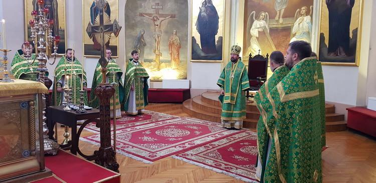 Духовенство Бобруйской епархии поклонилось святыням Вильнюса