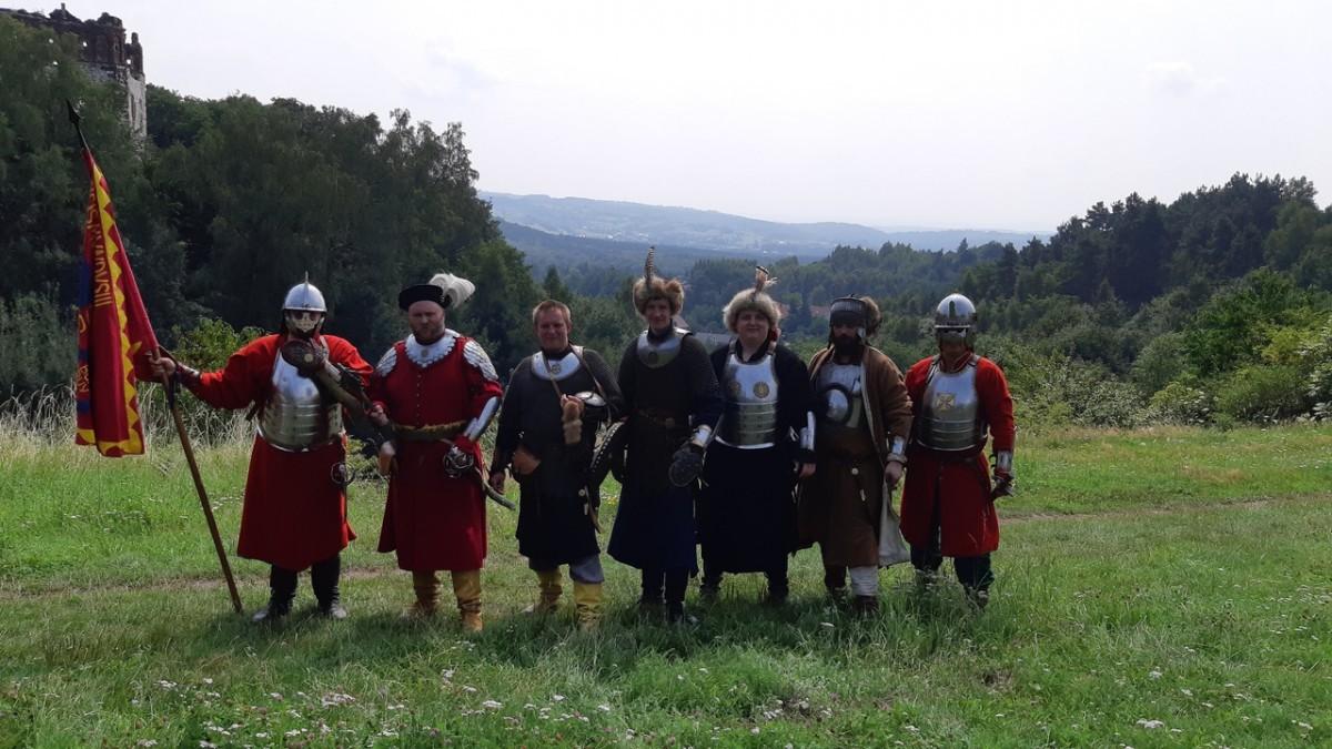 Бобруйский клуб «Газдава» в «битве со шведами» воевал на стороне ВКЛ
