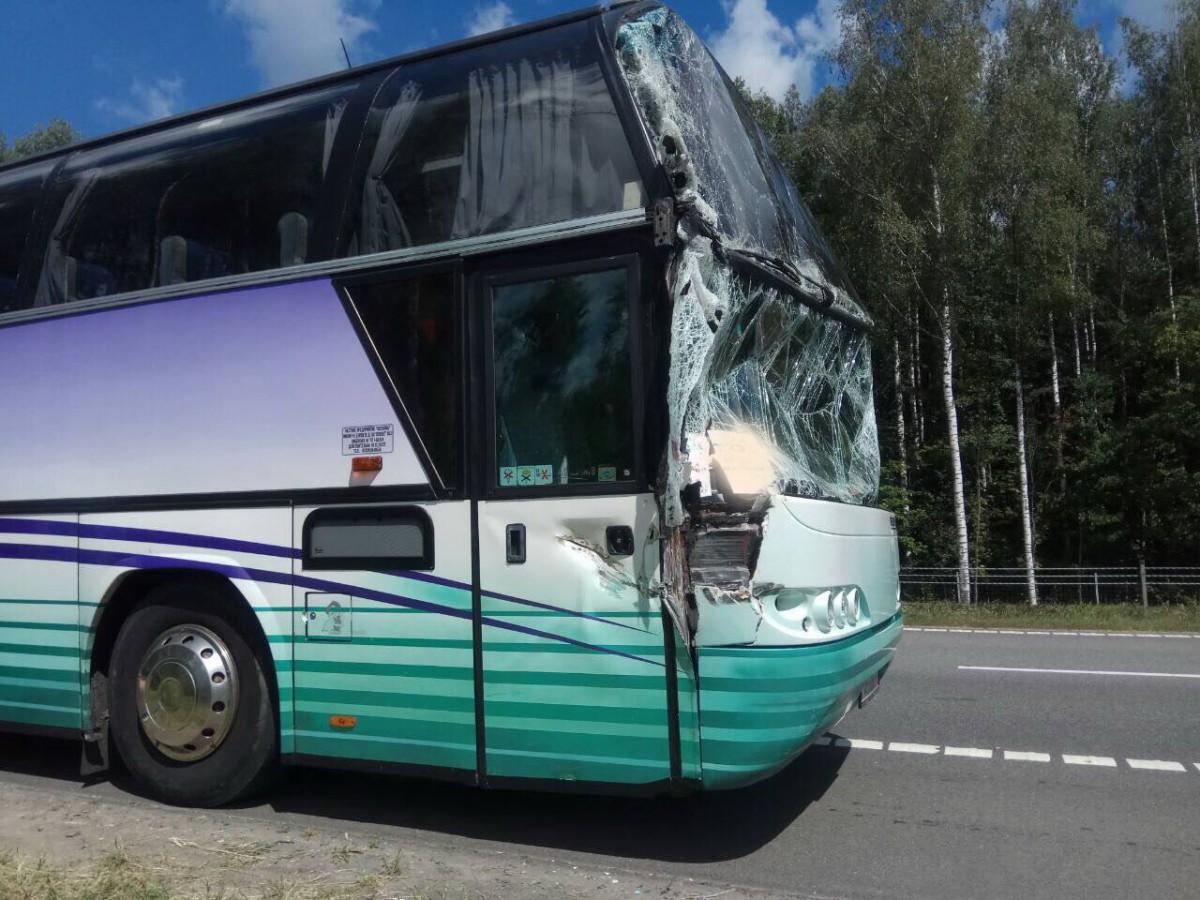 Туристы ехали в Одессу