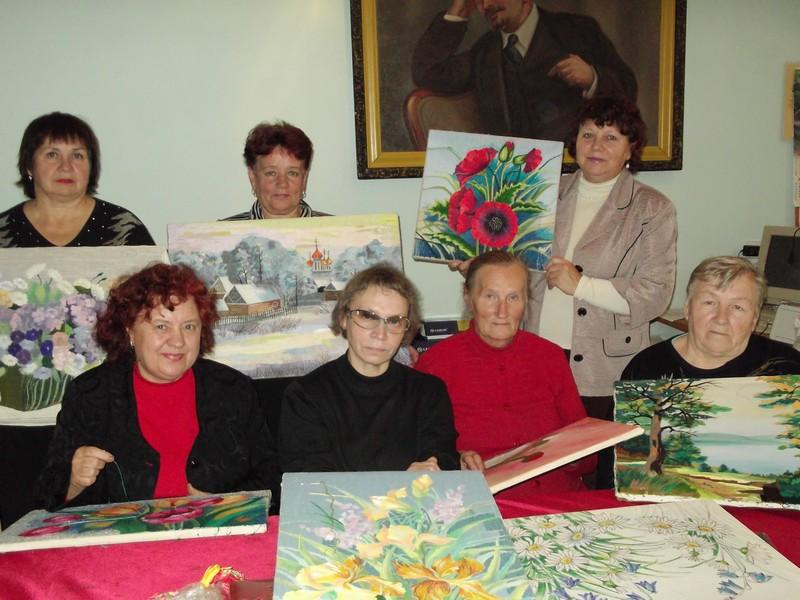 ГУК «Дворец искусств г. Бобруйска» приглашает в кружки отдела художественного творчества
