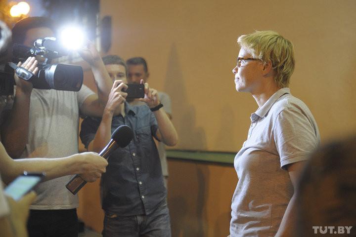 СК отпустил сотрудников TUT.BY и некоторых других журналистов