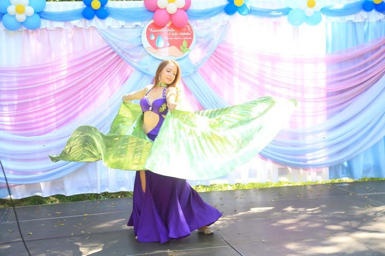 Торжественное открытие 11-го фестиваля здоровья и творчества «Капельки добра в море здоровья»