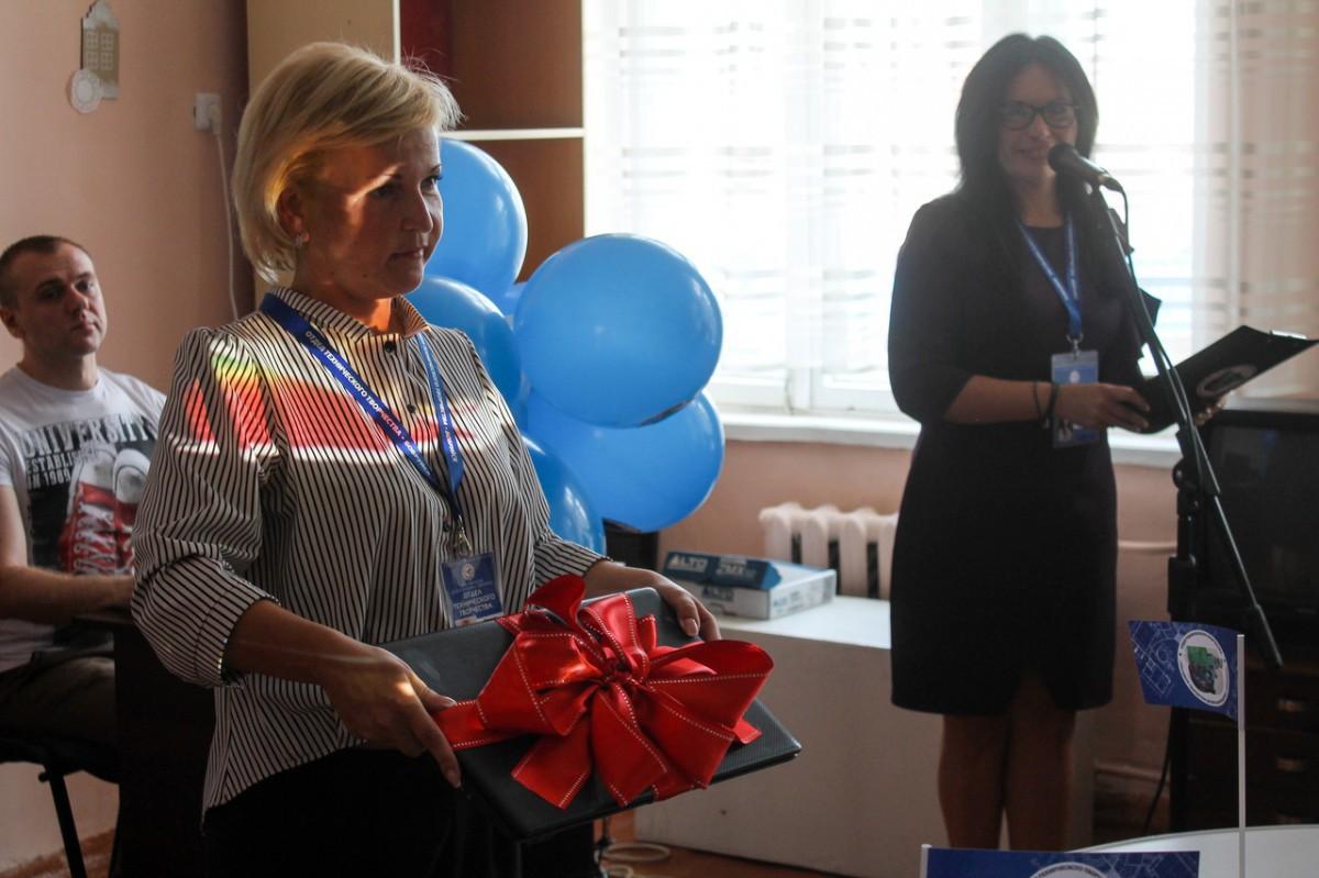 В бобруйском Центре творчества детей и молодежи стартовала лаборатория IT-технологий