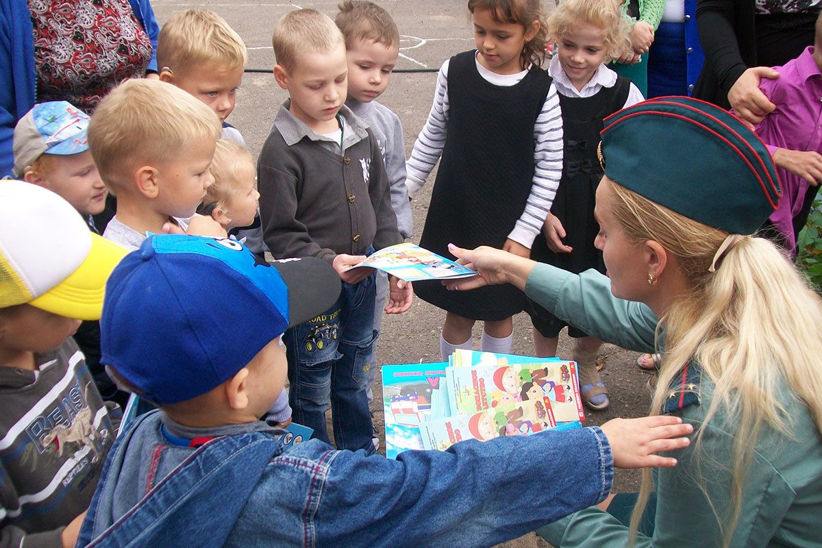 Учебная тревога прошла в семи школах Бобруйска