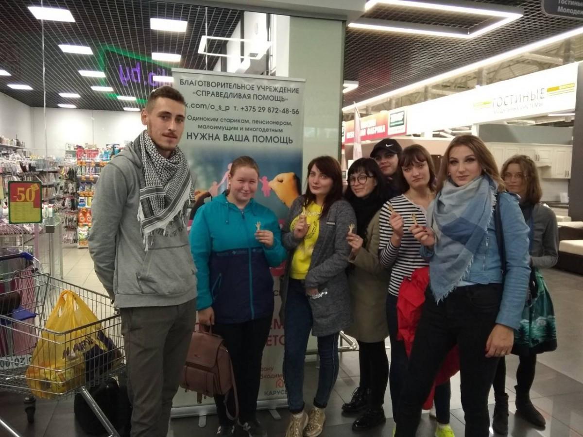 «День добрых дел» в Бобруйске был наполнен потрясающими впечатлениями и эмоциями