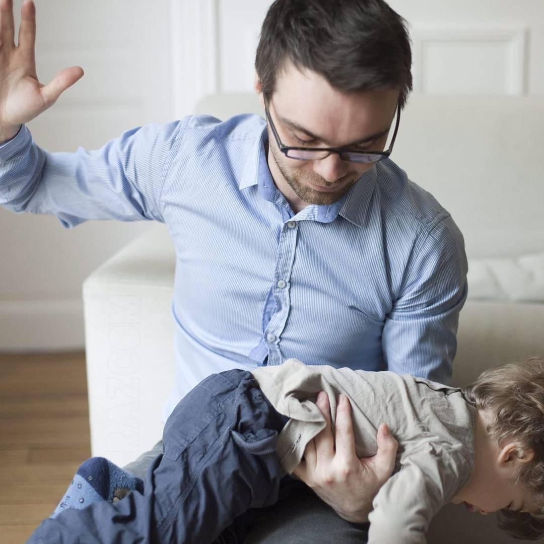 «Периодически отвешиваю сыну подзатыльники». Зачем родители бьют детей и чем это чревато?