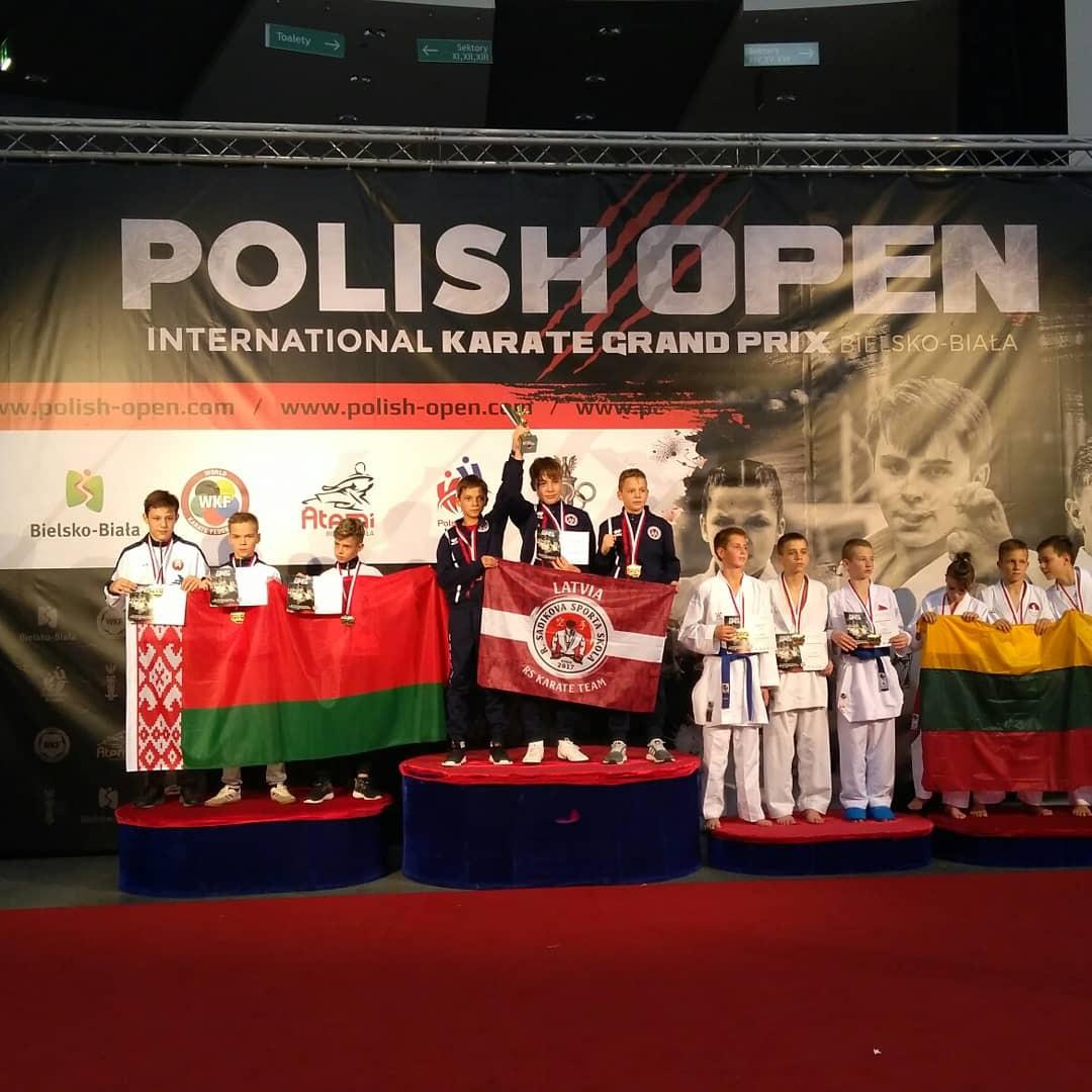 Бобруйчане приняли участие в международном турнире в Польше