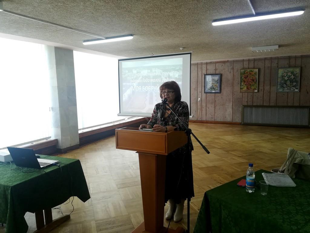 С творчеством бобруйских поэтесс познакомились школьники города