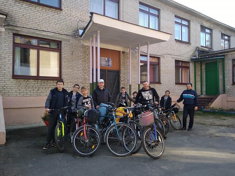 В путешествие на велосипеде, или нам любые дороги дороги!