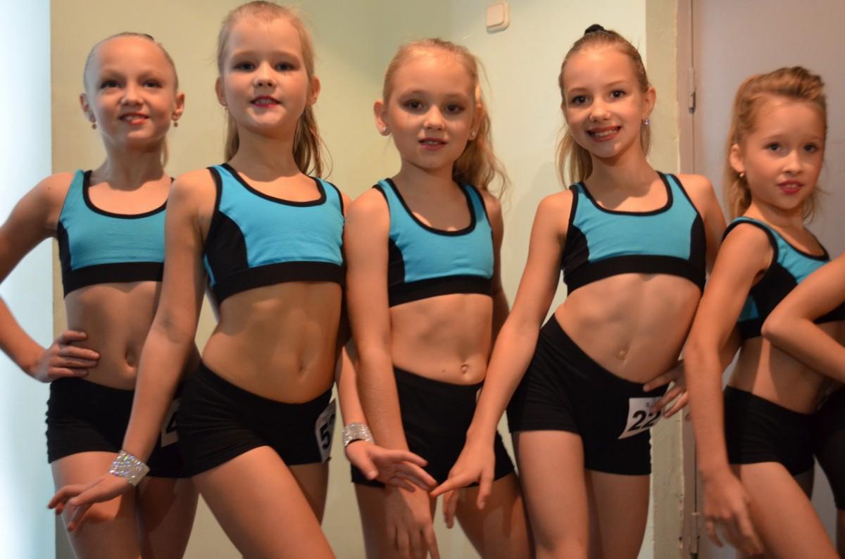 «Kids Model-Fit» – сделано в «Олимпии»