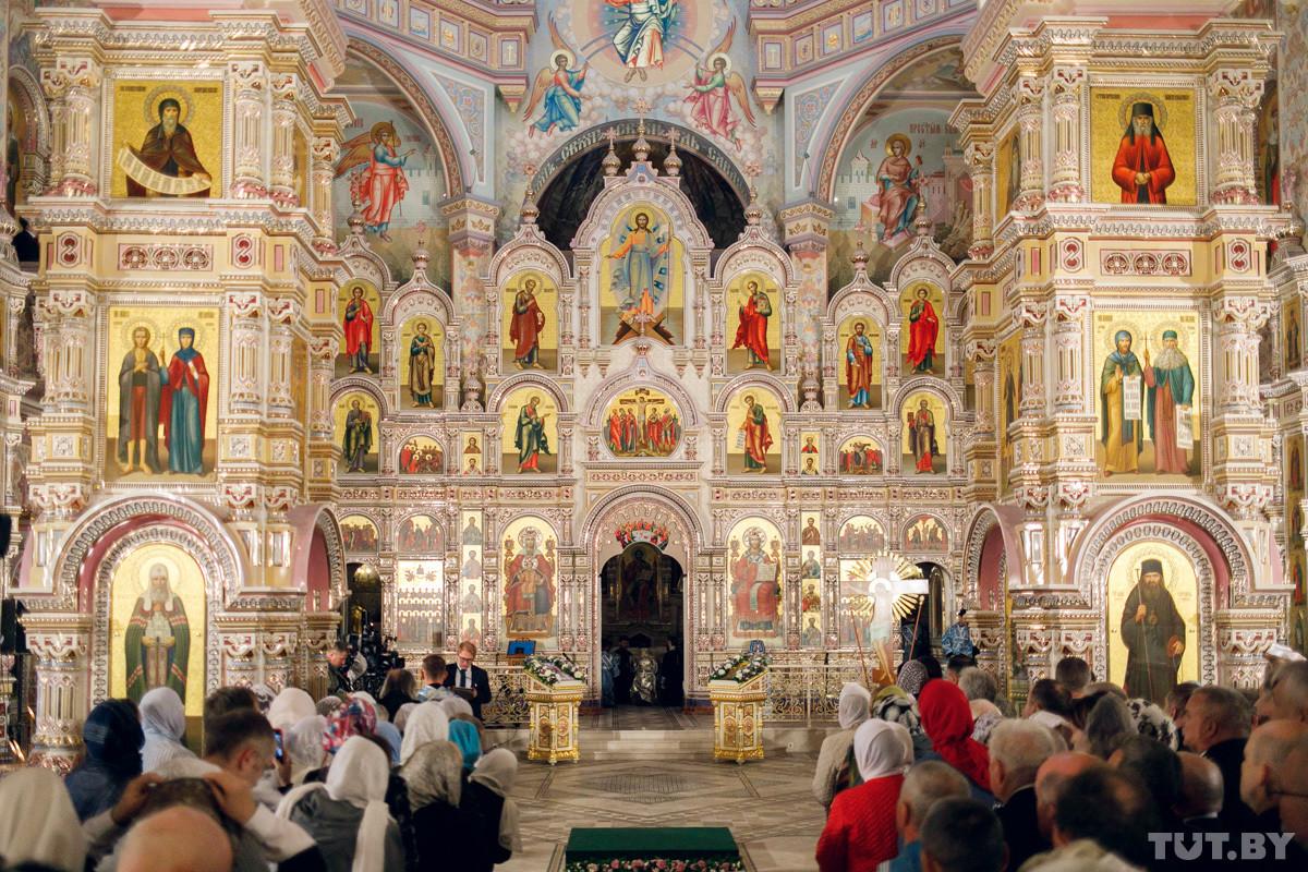 На какие средства живет белорусская церковь
