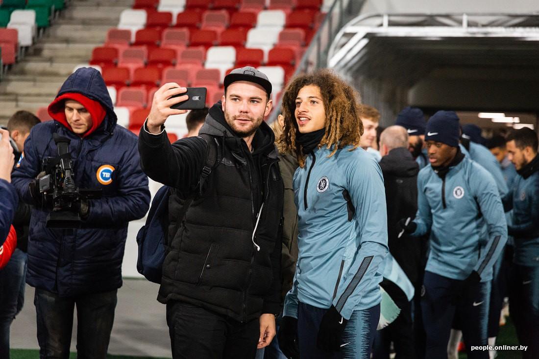 В Беларусь прилетела одна из самых дорогих команд мира