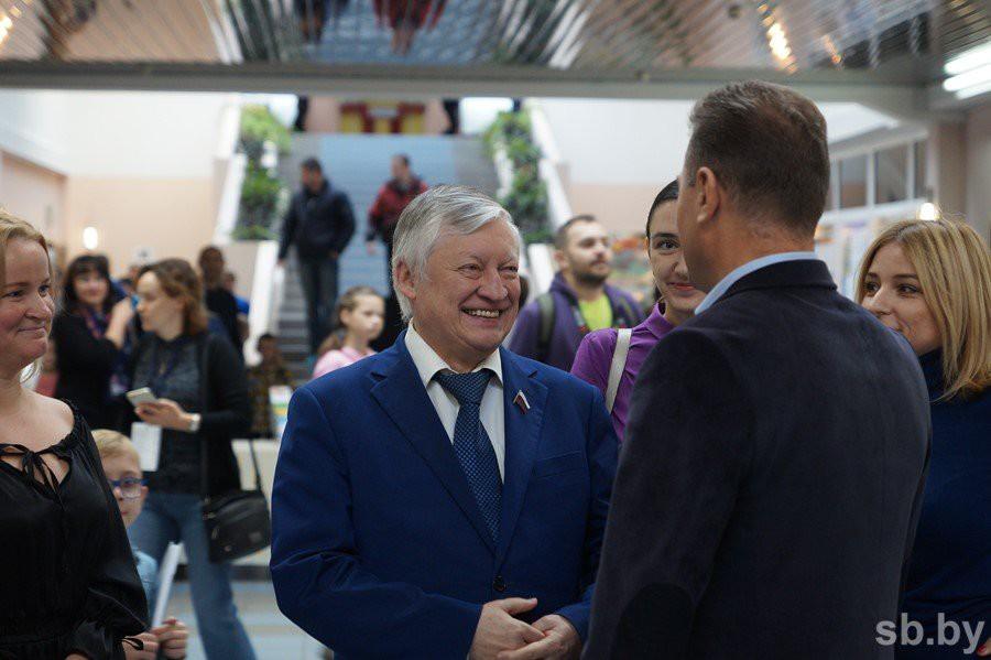 Цыганов Андрей из Бобруйска – победитель международного фестиваля «Черная пешка»