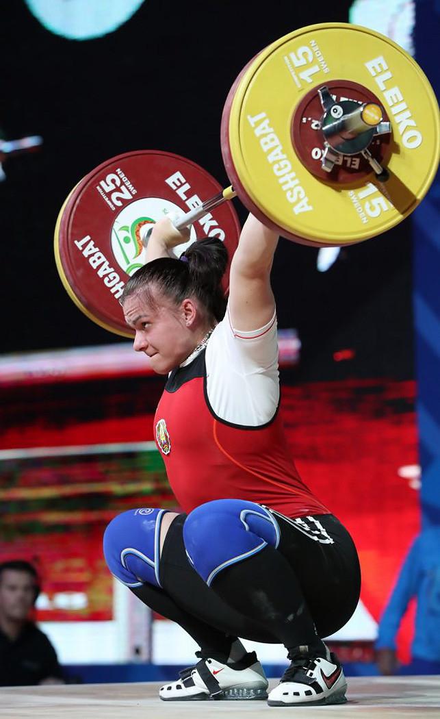 Серебряная медаль бобруйской спорстменки стала третьей у команды Беларуси на мировом форуме