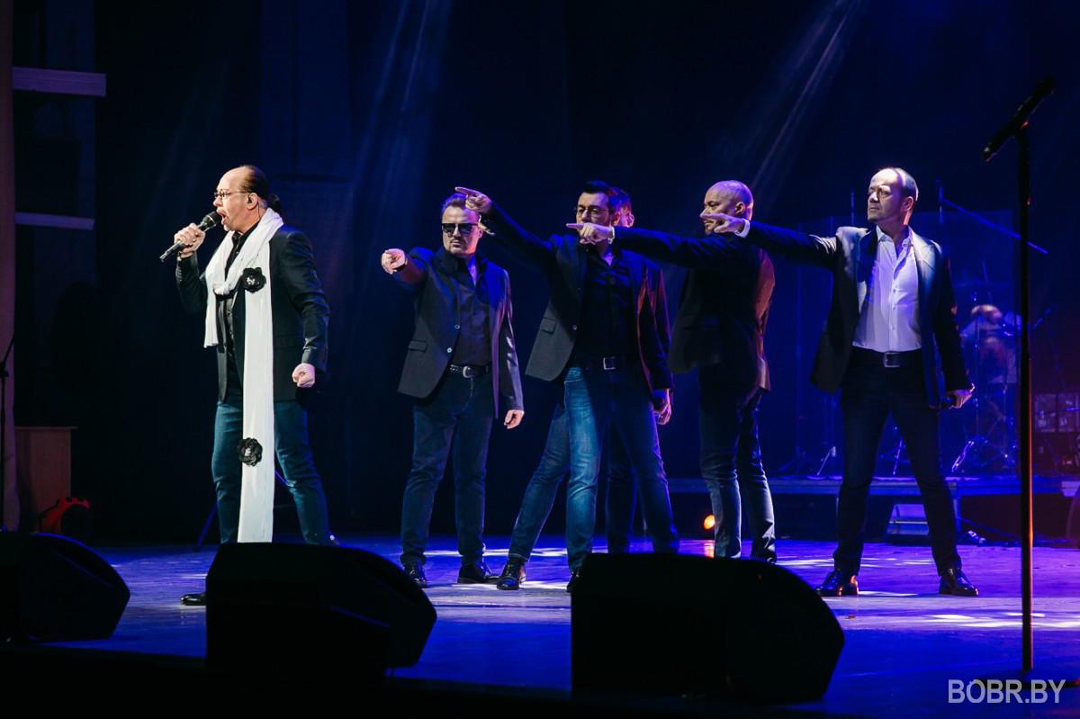 Хор Турецкого подарил жителям Бобруйска праздник музыки
