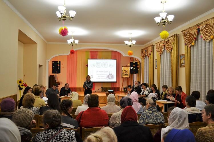 Вечер, посвященный памяти митрополита Иосифа (Семашко), прошел в Георгиевском храме Бобруйска | Бобруйская епархия