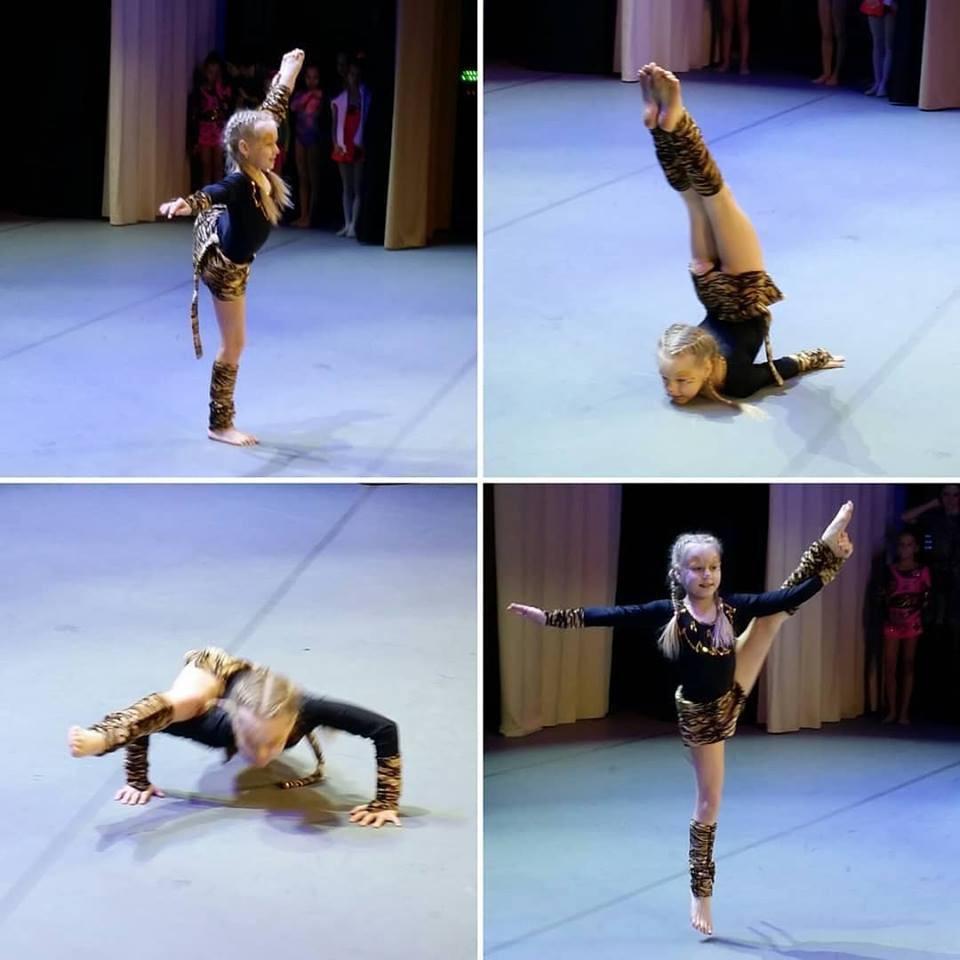 I международный Dance POtop Belarusian championship