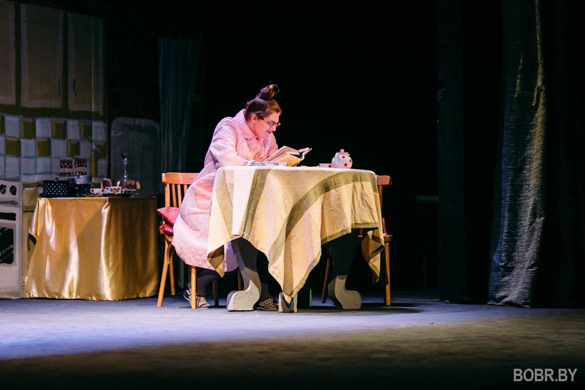 Ностальгию по СССР испытали бобруйчане в своем театре