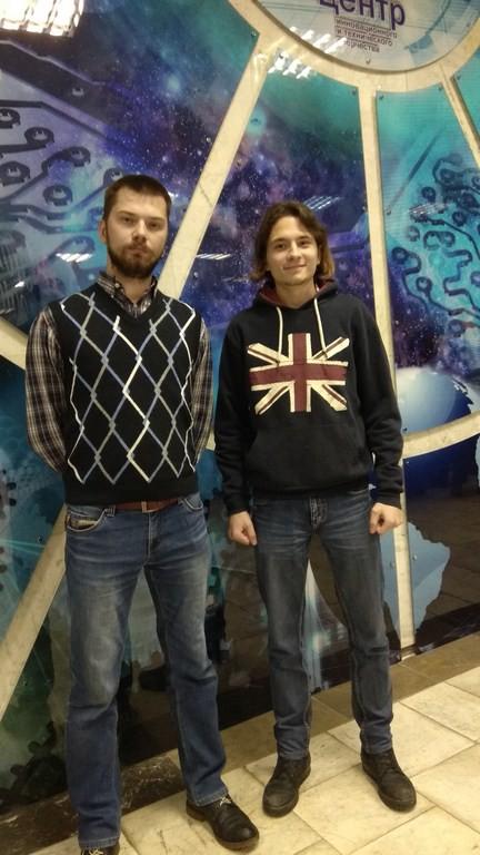 Бобруйчане заняли второе место в республиканского конкурсе компьютерных разработок патриотической направленности «Патриот.by»