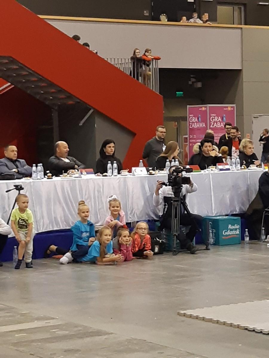 Успешно выступила команда «Олимпия FIT-KID WFF BELARUS»