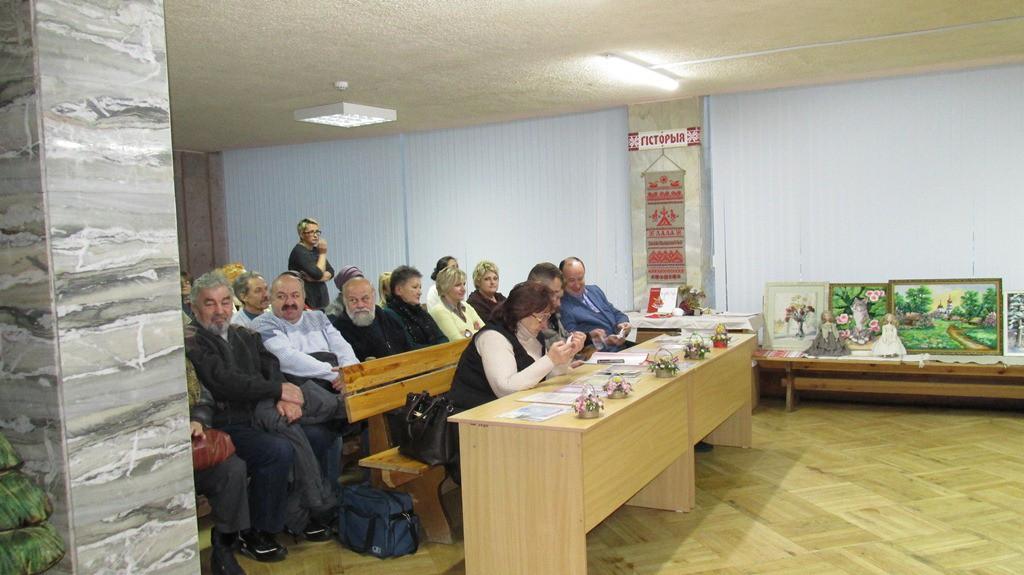 Во Дворце искусств прошли мероприятия в рамках подтверждения наименования «народный» самодеятельный коллектив.