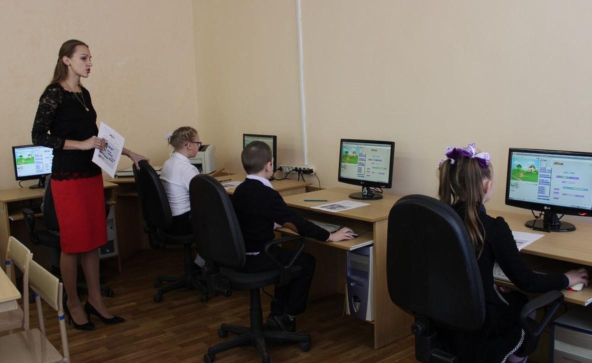 Школа в Бобруйском районе получила спонсорскую помощь от резидента Парка высоких технологий