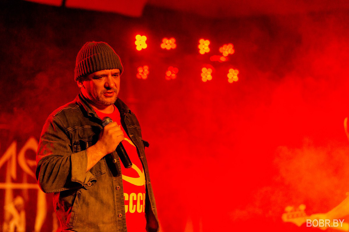 Долгожданным событием стал рок-фестиваль «Вторжение» в Бобруйске