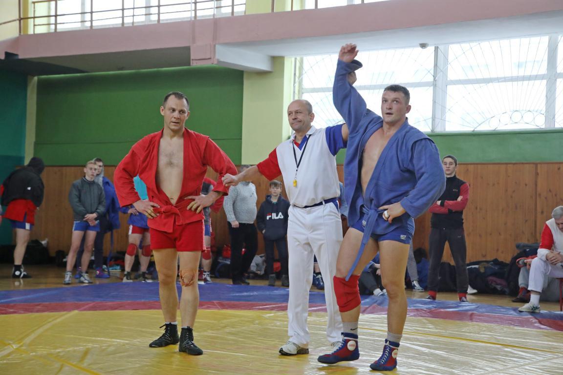 Два «золота» турнира А.С.Ферко и С.А.Ферко завоевали хозяева