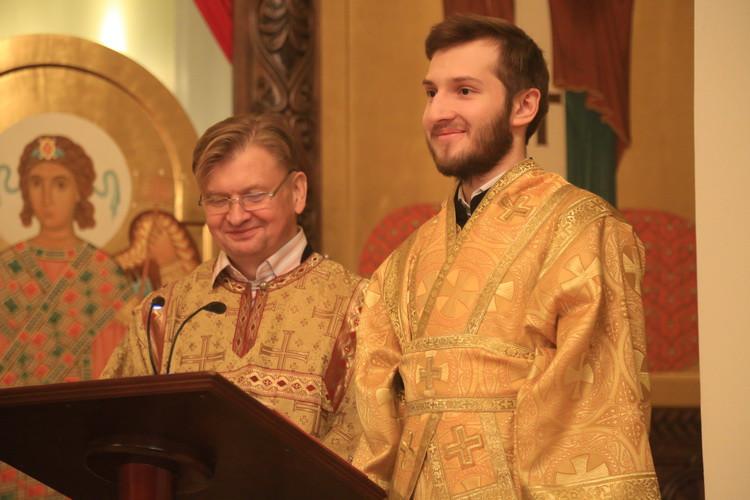 Всенощное бдение накануне престольного праздника кафедрального собора г. Бобруйска