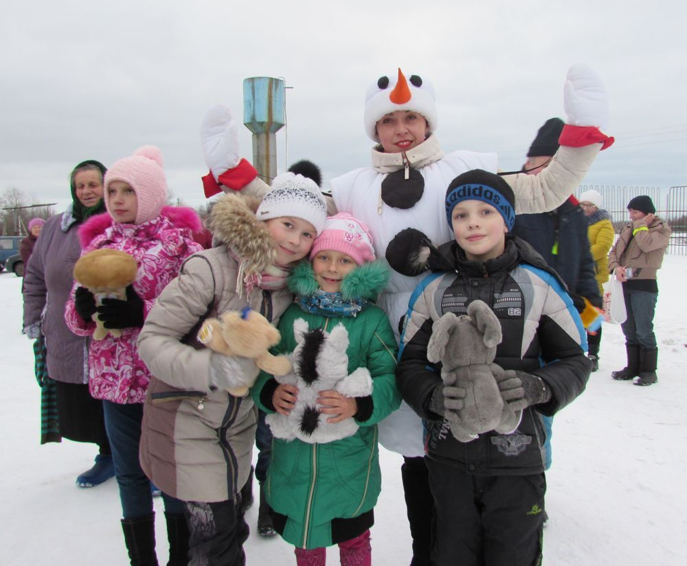 Праздник для детей и взрослых
