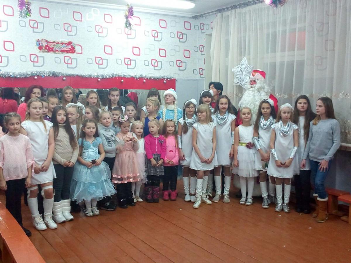 «Росквит» дарит детям праздник