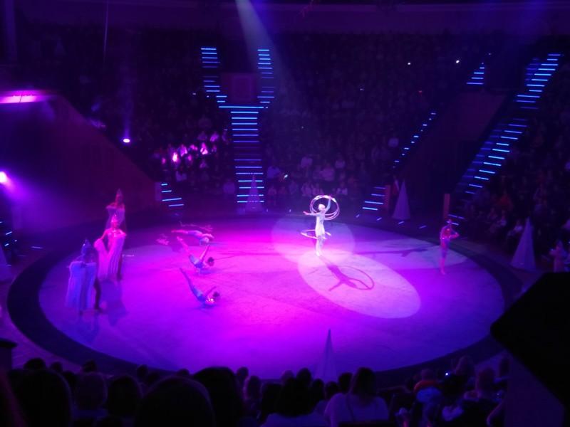 Бриллиантовый цирк Якутии впечатлил бобруйчан