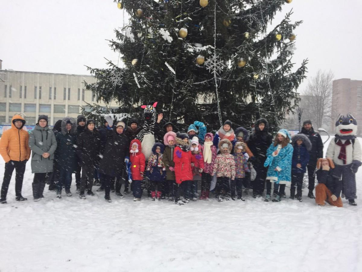 Новогодние каникулы в Бобруйске удались