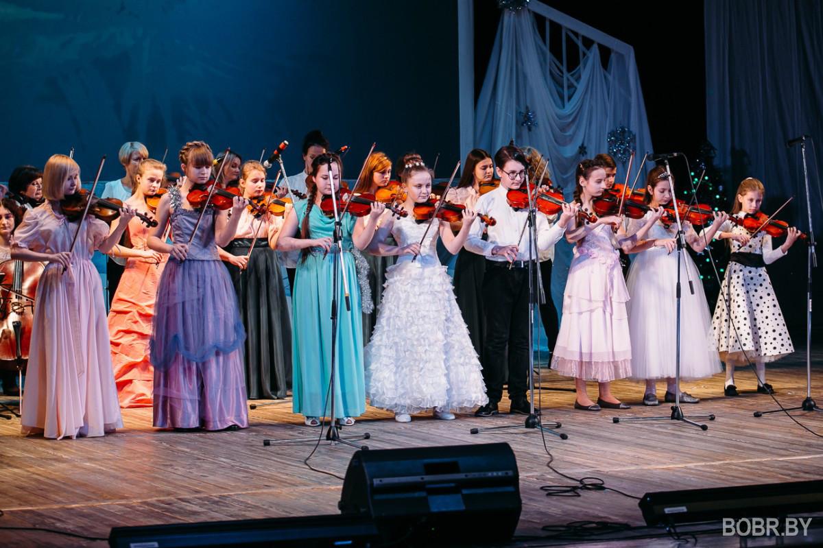 Концерт «С радостью встречаем Рождество»