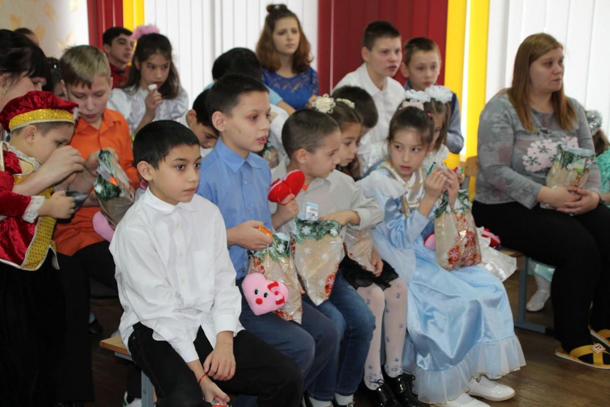 Акция «Наши дети»