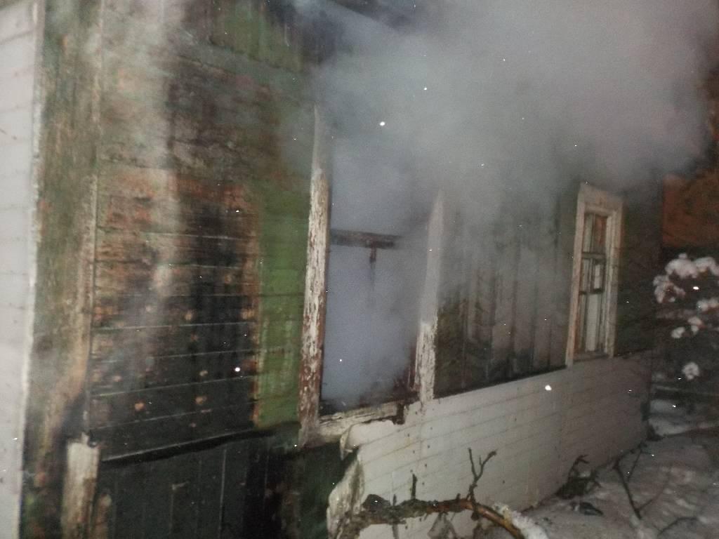 Бобруйчане не прошли мимо пожара