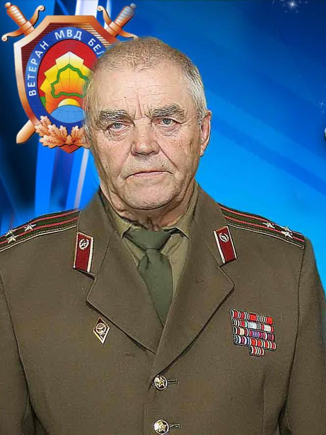 В Бобруйске с 80-летием поздравили ветерана милиции полковника внутренней службы в отставке Александра Михайловича Казусенка!