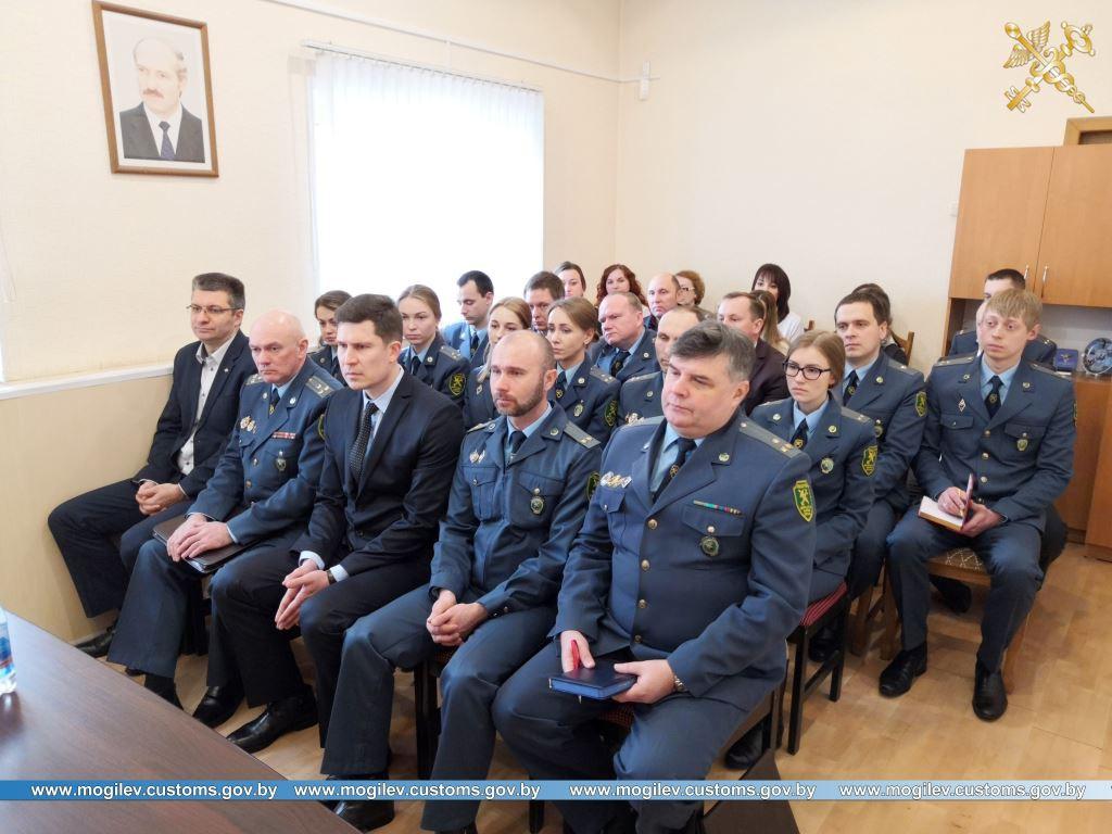 Бобруйск посетил председатель Государственного таможенного комитета