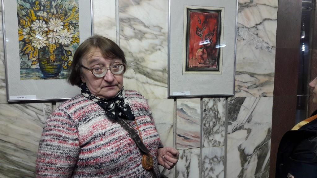 Татьяна Корчажкина стремится донести до зрителя «души прекрасные порывы»