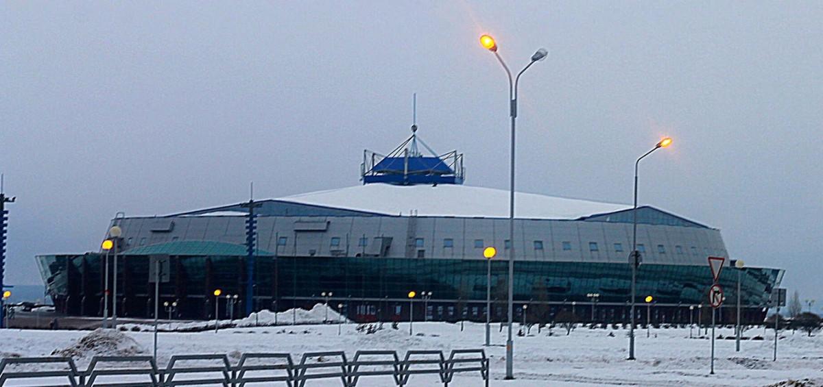 Проведён мониторинг состояния пожарной безопасности ГУ «Хоккейный клуб «Бобруйск»