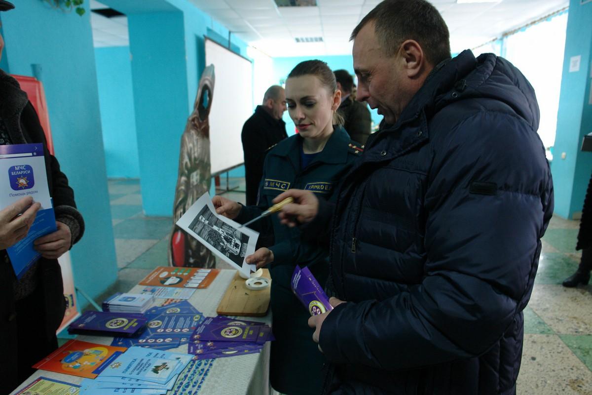 Открытый диалог с жителями Ковалевского сельсовета