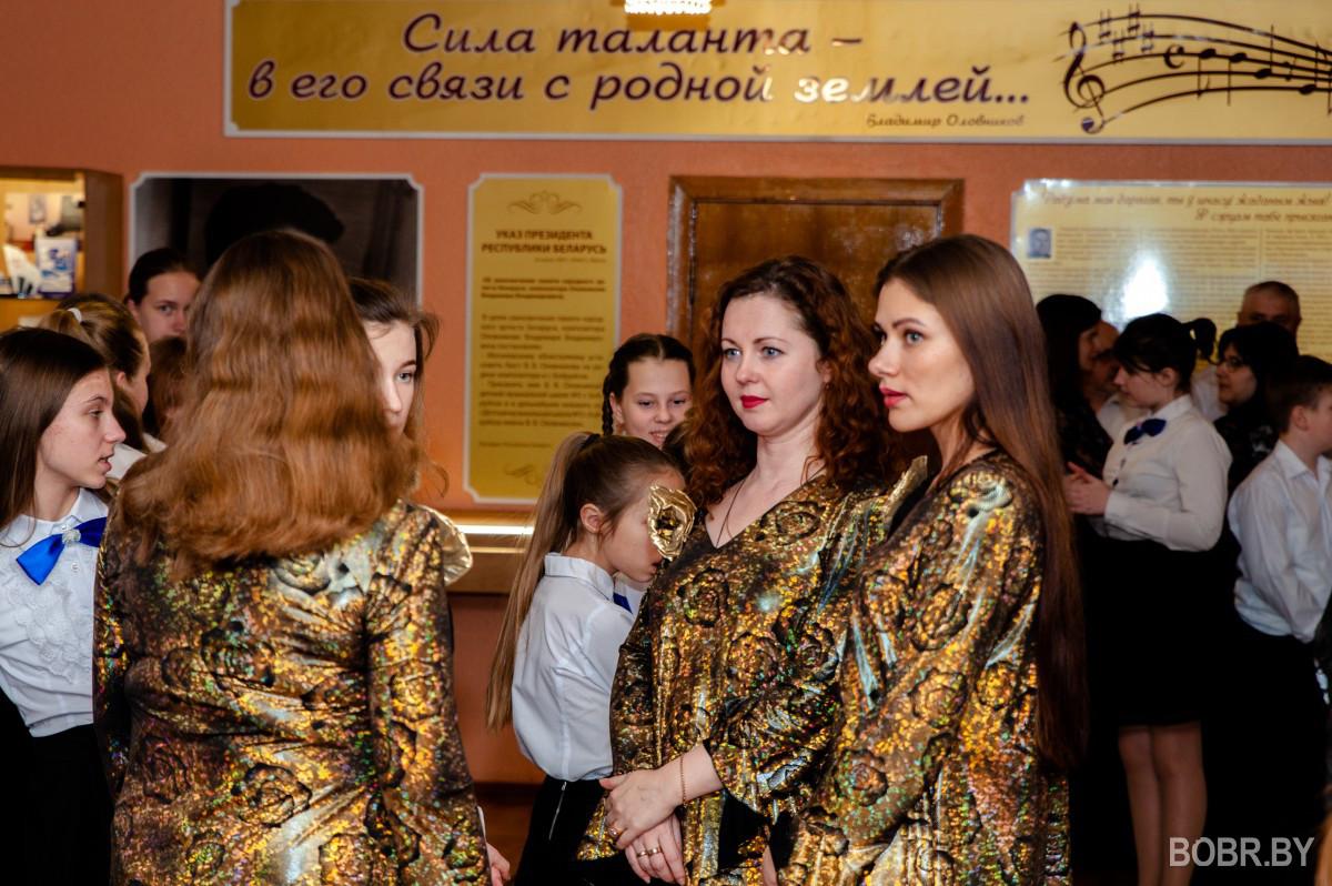 Маэстро посетил Бобруйск