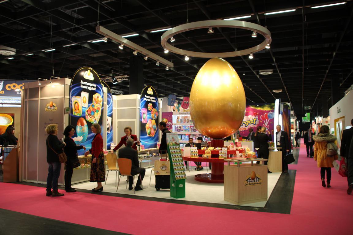 Рай для сладкоежек: в Кельне завершилась ежегодная выставка-ярмарка сладостей и закусок