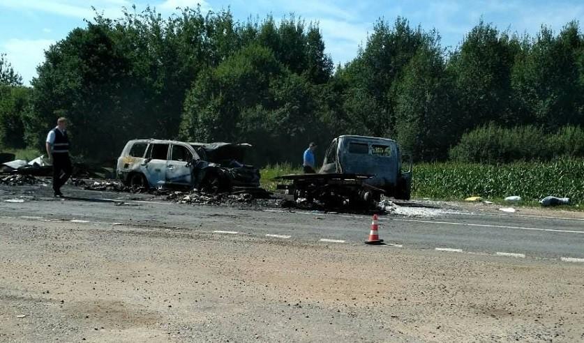 Прокуратура направила в суд уголовное дело о жуткой аварии с тремя погибшими под Оршей